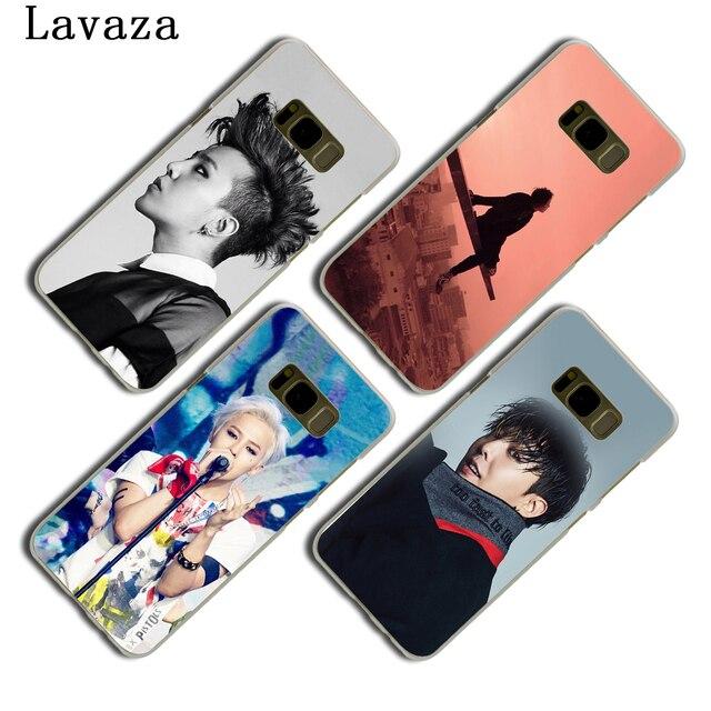 Lavaza G-DRAGON BIGBANG GD carcasa del teléfono funda para Samsung Galaxy S20 Ultra S10 Lite S10E S6 S7 borde S8 S9 más A51 A71 A81 A91