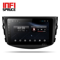 Car DVD Player For Toyota Rav4 2007 2008 2009 2010 2011 Car GPS 8 Core Android