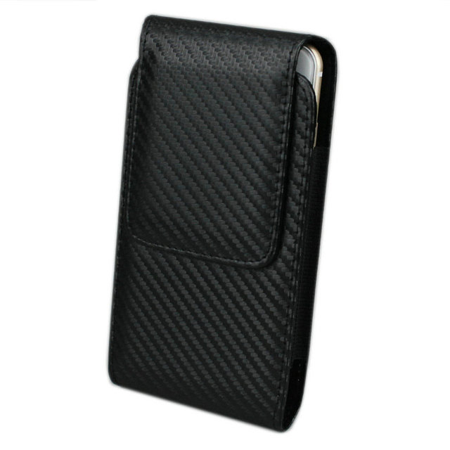 online store 9e045 79352 US $8.49 15% OFF|For iPhone XS MAX Braided Lines Leather Case Holster  Rotating Belt Clip for iPhone 8plus Galaxy Note 5/Redmi 5 Plus-in Holsters  & ...