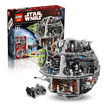 NEW LEPIN 05035 Star Wars Death Star 3804pcs Building Block Bricks Toys Kits Minifigure Compatible with LEGOe
