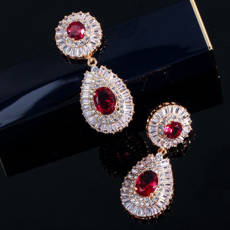 dubai gold earrings 13
