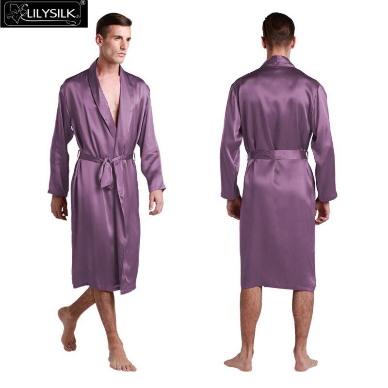 1000-violet-22-momme-full-length-v-neck-silk-dressing-gown