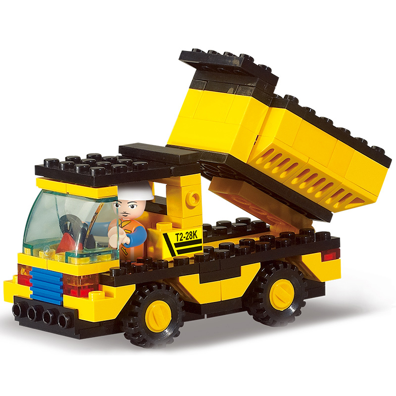 9500 93pcs Construction Constructor Model Kit Blocks Compatible LEGO Bricks Toys for Boys Girls Children Modeling9500 93pcs Construction Constructor Model Kit Blocks Compatible LEGO Bricks Toys for Boys Girls Children Modeling