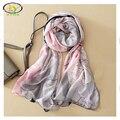 180*100 cm 1 UNID 2016 Otoño Nuevo Diseño Muy Suave Corea Del Algodón Mujeres Bufanda Larga de Nueva Corea Del Velo Mujer suave Larga Pashminas