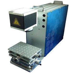 Vente chaude métal max raycus laser à fiber machine de marquage 20 w