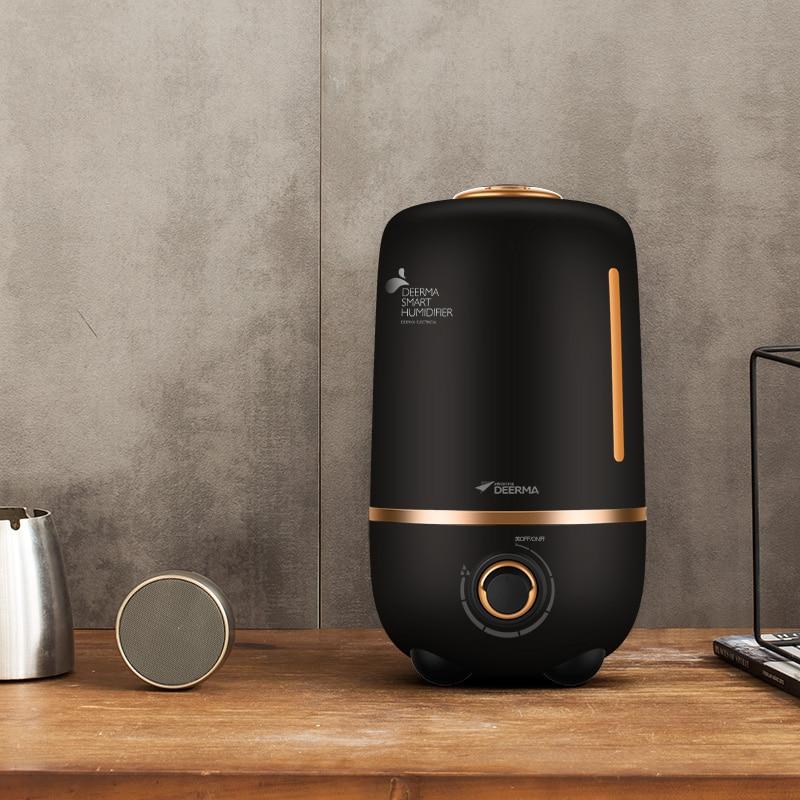 Deerma luchtbevochtiger thuis mute slaapkamer olie diffuser mini ...