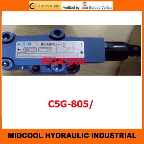 high quality hydraulic valve  C5G-805/