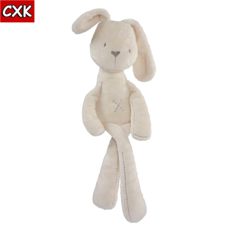50cm <font><b>papas</b></font> <font><b>MaMas</b></font> Cute Rabbit Baby Soft Plush <font><b>Toys</b></font> Brinquedos 50CM Plush Rabbit plush Stuffed <font><b>Toys</b></font> White peluche lapin Kid gift image