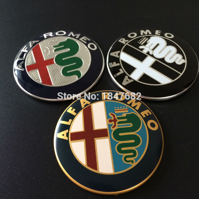 Alfa romeo 147 emblema