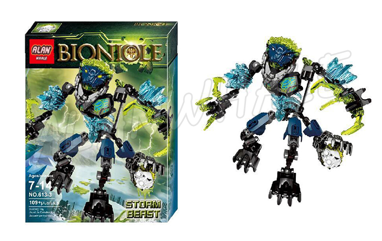2017 Бионикл Hero ekimu маска Maker Лава буря Quake зверь модель здания Конструкторы кирпичи детям подарки, совместимые с Lego