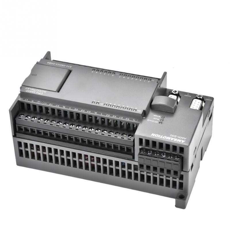 Contrôleur Programmable de PLC de CPU224XP 220 V contrôleur Programmable de logique de sortie de relais de S7-200 de PLC - 6