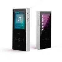 BENJIE X1 MP3 Çalar Dokunmatik Ekran FLAC Müzik Çalar Taşınabilir Dijital Ses Çalar ile FM Radyo Ses Kaydedici