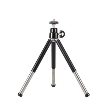 2PCS Unfolded(200mm)Portable Camera Tripod for Phone With Bag High Quality Universal Tripod For Camera/Mobile Phone