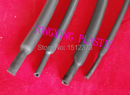 1.22M 70mm double wall thermal heat shrink tube with glue shrink ration 3:1 for wire cable insulation sleeve nv print nv sp311le black тонер картридж для ricoh sp 311dn 311dnw 311sfn 311sfmw