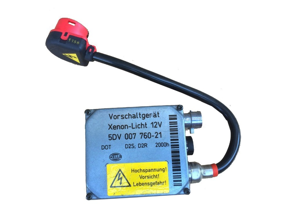 Xenon HID Headlight Ballast Control Unit Module Fits BMW E39 525i 528i 530i 540i M5 1997-2003