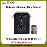 15M Ultrasonic Control Dog Bark House For Small Dog With CE And RoHS Certificate