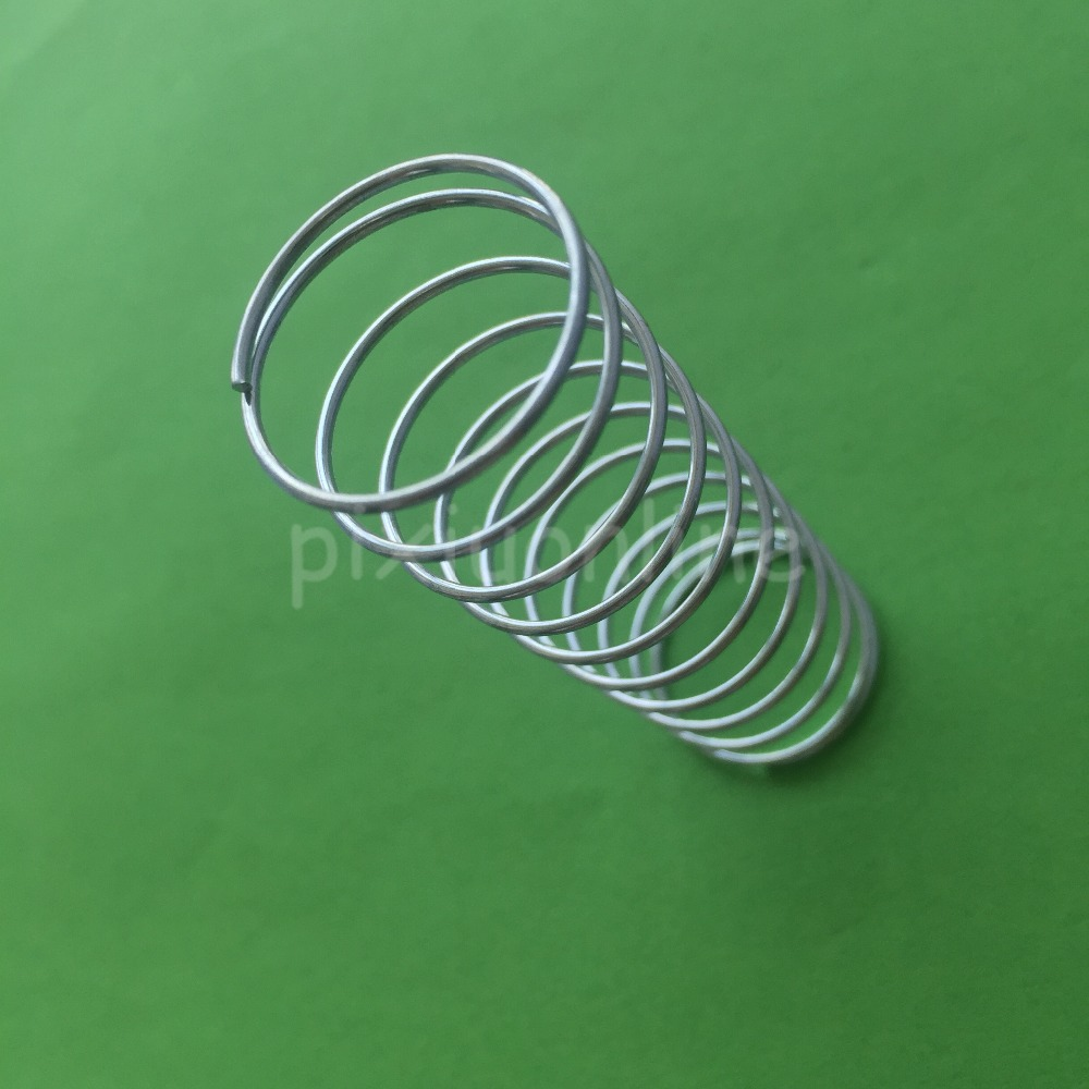 J568Y 5N Tension Springs 20*62mm Technology Experiment Pullback Spring image