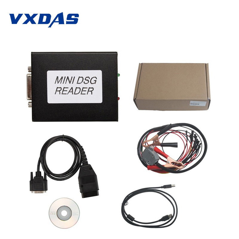 Super MINI DSG Reader (DQ200+DQ250) For AUDI/VW New Release DSG Gearbox Data Reading/ Writing Diagnostic Tool Mini DSG Reader