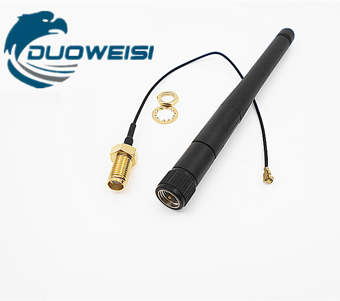 2,4G беспроводной модуль выделенная антенна поддержка IPEX к SMA переключатель проводка wifi антенна SMA Bluetooth Антенна Запасные части      АлиЭкспресс