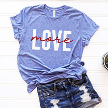 New 2019 Women Love Letter Short T-shirt Top Pritned Printed Sleeve Graphic Tops Tees Female T Shirt Fashion Tee 90s