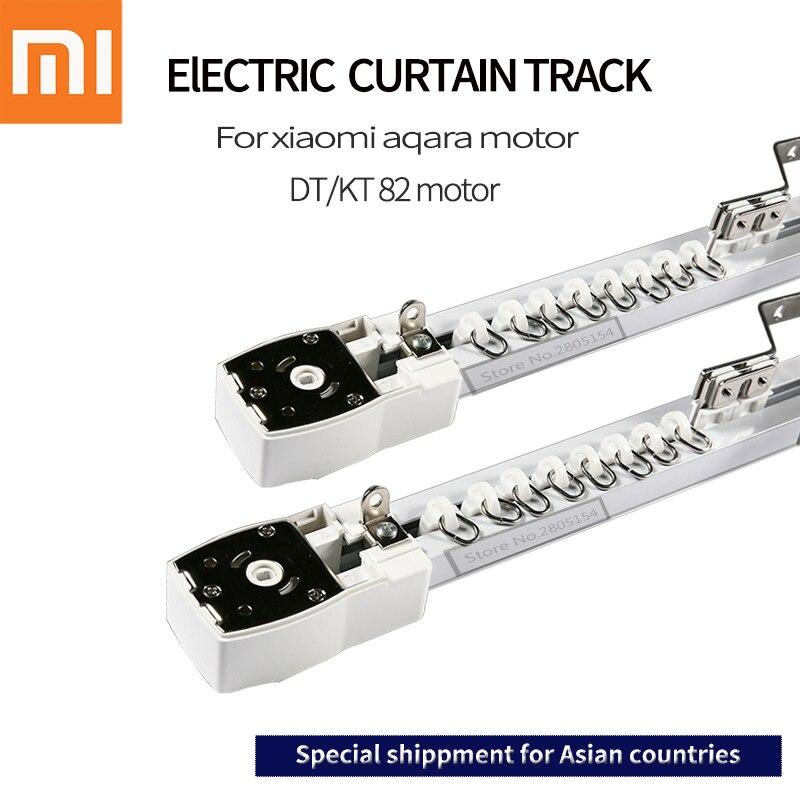 D'origine Xiaomi aqara moteur Personnalisable Super Assez Électrique Rideau Piste pour la maison intelligente pour Asial pays