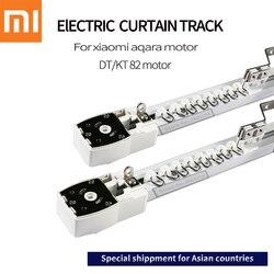 Elektrische Gordijn Track voor Xiaomi aqara/Dooya KT82/DT82 motor Aanpasbare Super Heel voor smart home voor Asial land