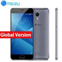 Meizu M5 Note Global Version M621H 4G LTE Helio P10 Octa Core Mobile Phone 5.5