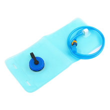 2L Bicycle Bike Cycling Mouth Water Bladder Bag Hydration Camping Sports Blue Bag free shipping