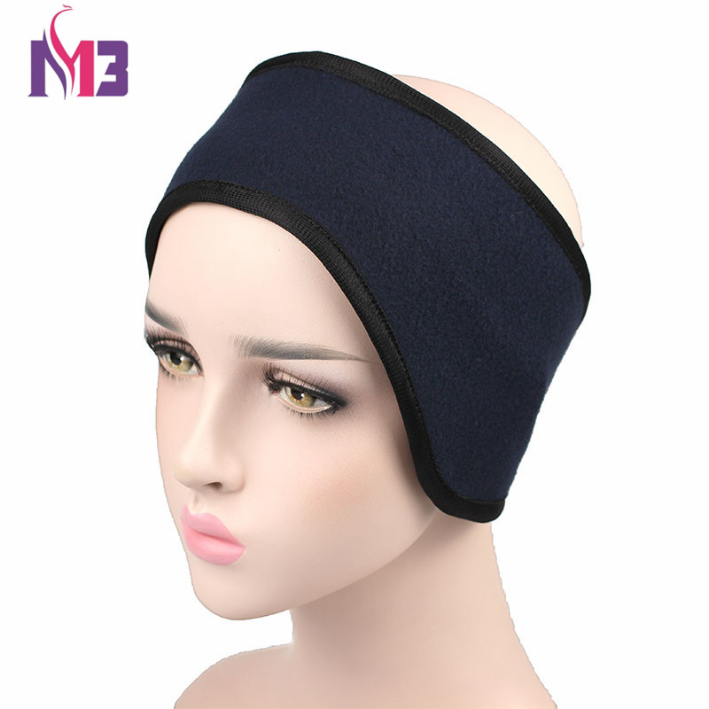 10PCS/lot New Winter Men Women Polar Fleece Earmuffs Unisex Outdoor Activity Ear Warmer Ear Muff Headband Earmuff