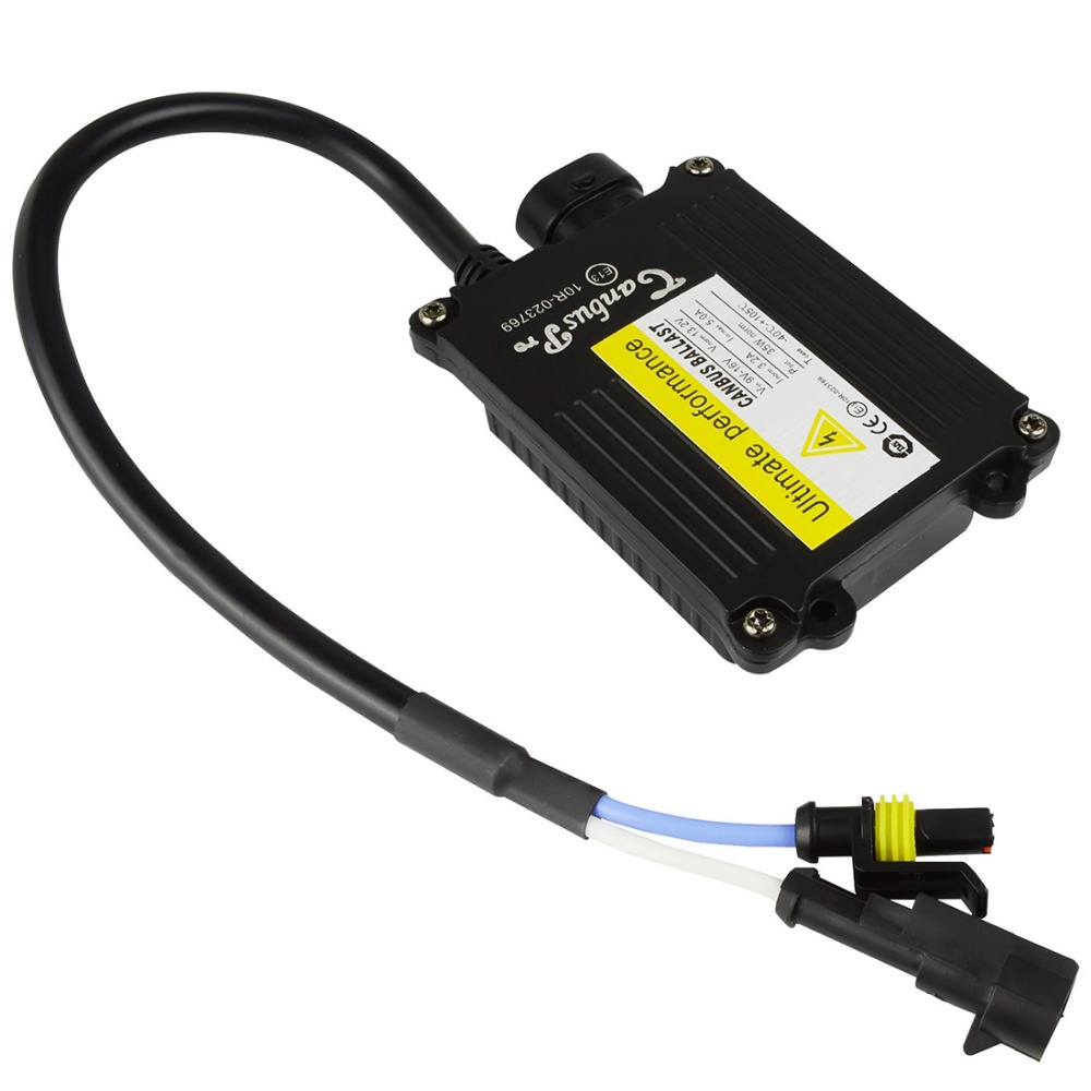 Image 2 - 2pcs Pro Canbus Ballast 35W canbus hid ballast 35w h4 h7 canbus xenon HID kit h1 H3 H11 9005 9006-in Car Light Accessories from Automobiles & Motorcycles