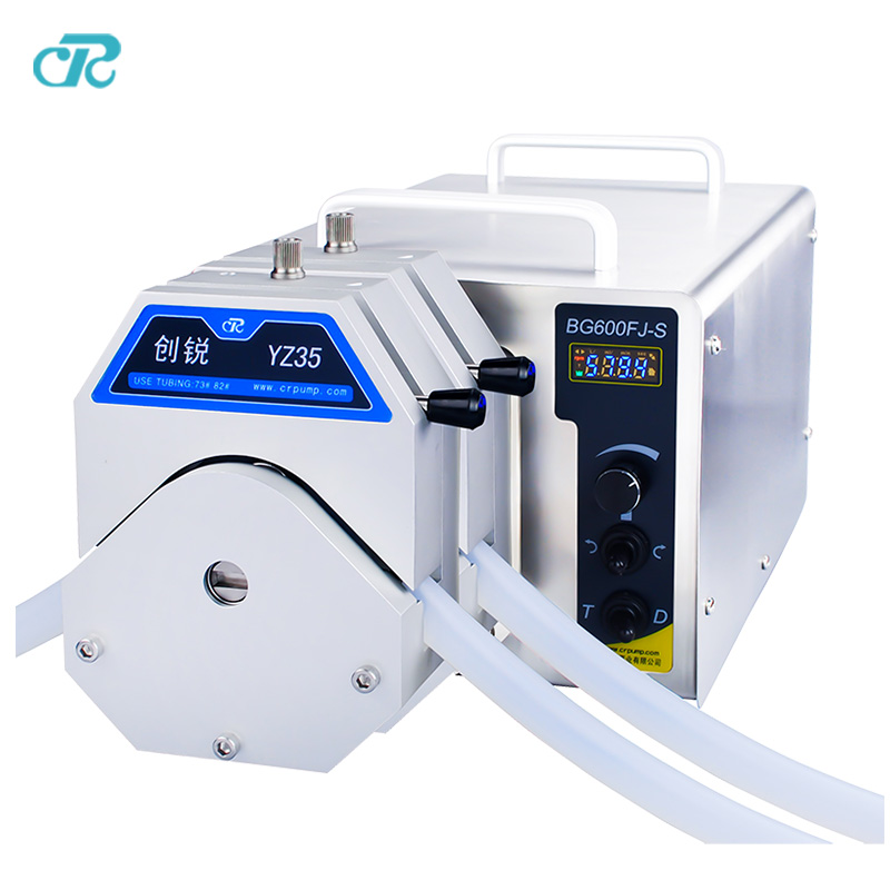 Milk Feeding Servo Motor Big Flow Intelligent Dispensing Dosing Peristaltic Pump esse rc 1815b