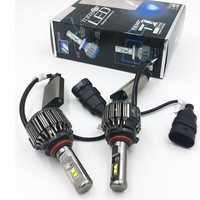 T1 Car Headlight HB3 9005 70W 7000lm Auto Bulb Headlamp 6000K Light