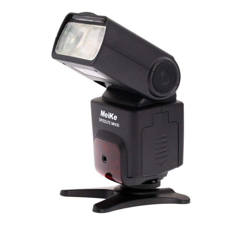 MEKE Meike MK 430 TTL LCD Flash Speedlite for Canon 60D 70D 450D 550D 600D 1100D T5i T4i T3i T2i
