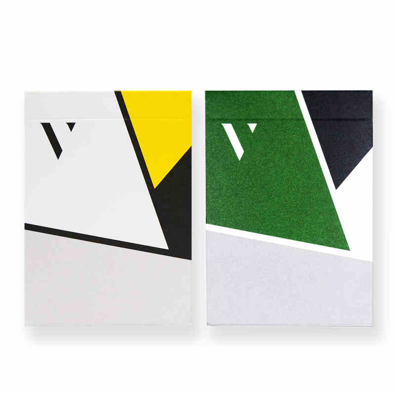 virtuoso FW2017 SS16 Playing Cards Marked Poker USPCC Printed Deck Limited Edition By TCC New Sealed Magic Deck Props Magia Tri