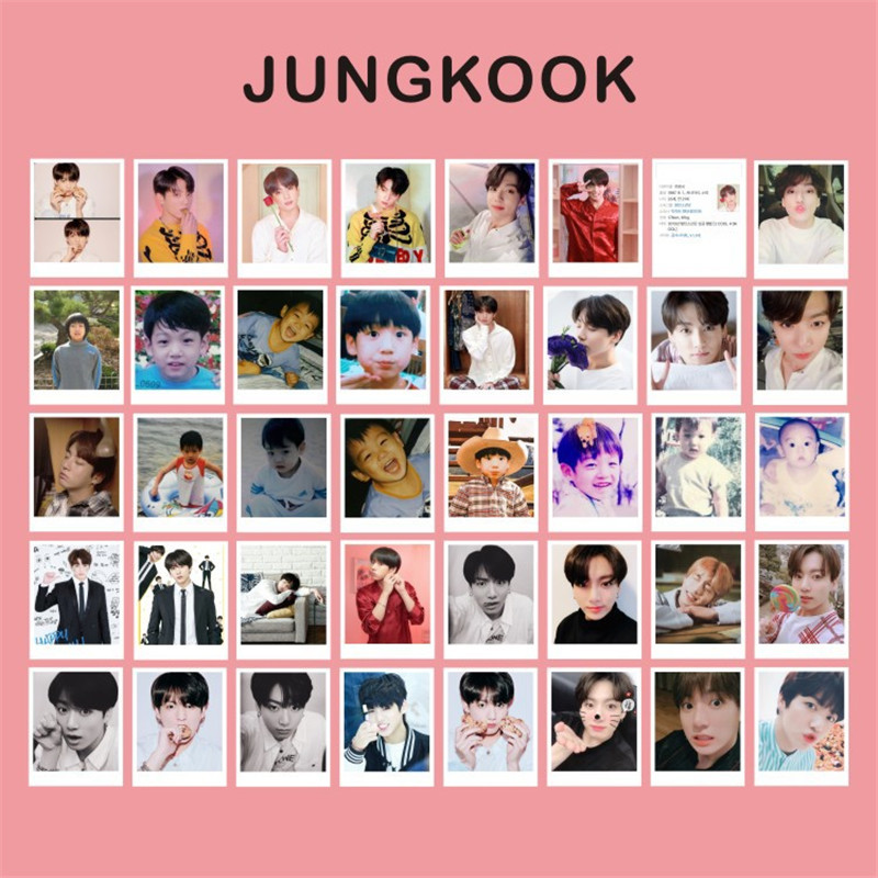 K Pop Bangtan Boys Bts Map Of The Soul Personalomo Cards Self Made Paper Photo Card Jimin Love Yourself Speak Jin Suga Hf278 Distinctive For Its Traditional Properties Costumes & Accessories
