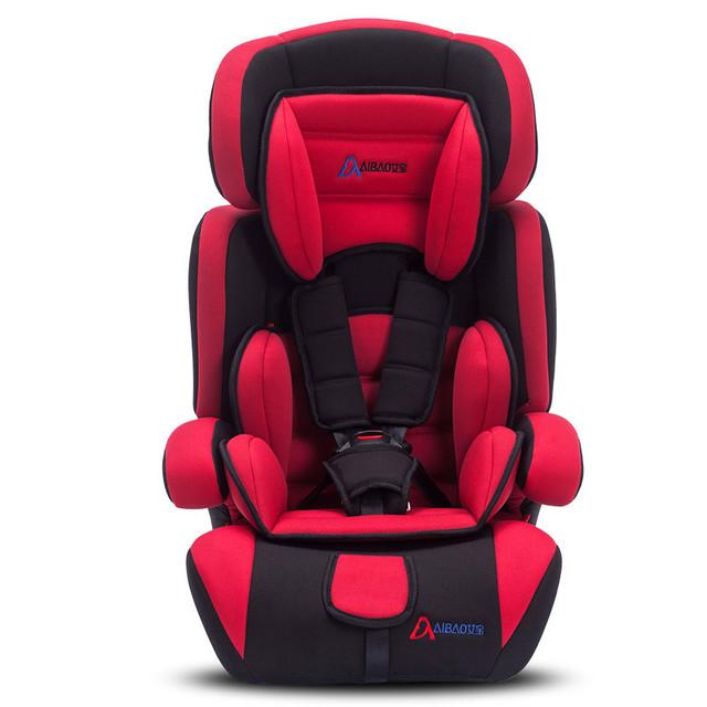 La mayoría del fashional coche asiento de seguridad para niños de 9 meses-12 años de edad los niños