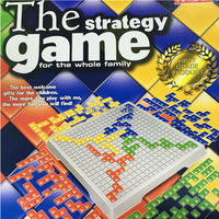 The Best Welcome Gift BLOKUS Strategy Game For Whole Family Party Funny Game Children S Educational