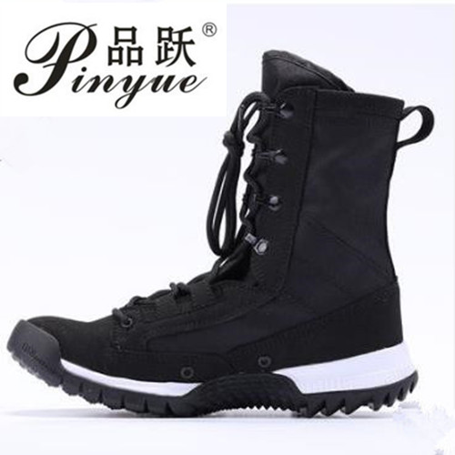 Men Boots Shoes Male Desert Work Ankle Botas Tactical Men s Working Combat Hunting Military Stitching
