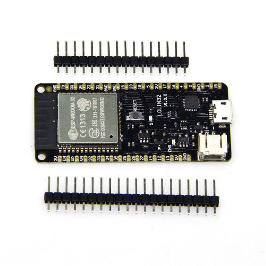 ESP32 V1.0.0-wifi y bluetooth, placa ESP-32 4 MB FLASH
