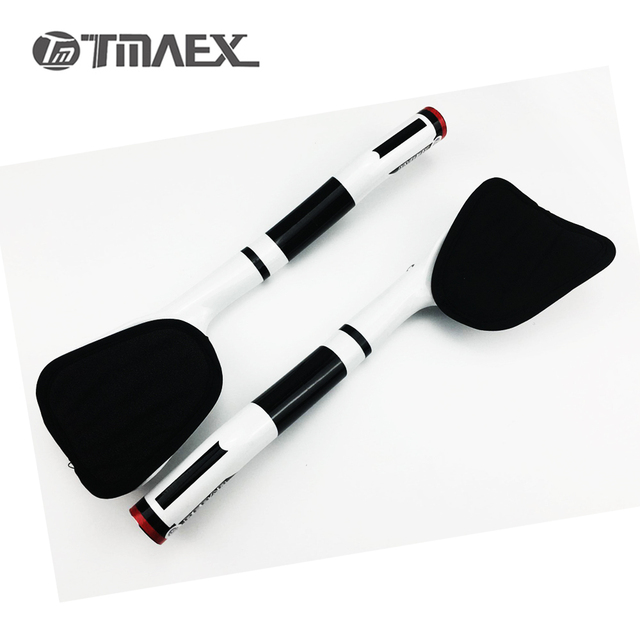 White 1pair Full Carbon Rest Handlebar Bicycle Handlebar Aero