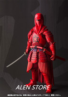 ALEN Star Wars Action Figures Akazonae Royal Guard 17cm Red Movie Realization Anime Star Wars Figures Toys