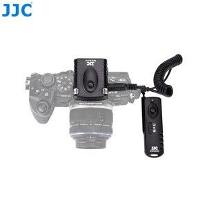 Image 2 - Jjc カメラシャッター 433MHz 16 ラジオチャンネルワイヤレスリモコンオリンパス OM D E M5 II E M1 III カメラ