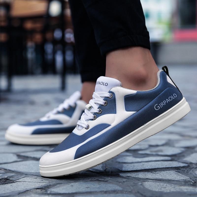 38 Primavera Dd1 Tendência outono Ar 2018 De Permeável Sapatos 44 gray Versão Da Tamanho Masculinos Blue Estudante Nova Jovem red Ao Sneaker Lazer Coreana UqPP5x