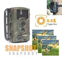 HC800A 16MP 1080P HD Video Hunting Camera Night Vision 42LEDs IR Trail Cam Trap Infrared highlight night vision #2f19