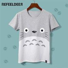 Totoro Harajuku Kawaii Cat T Shirt