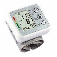 בריאות אלקטרונית צג לחץ דם יד אוטומטית דיגיטלי מד לחץ דם צג דה presion עורקים