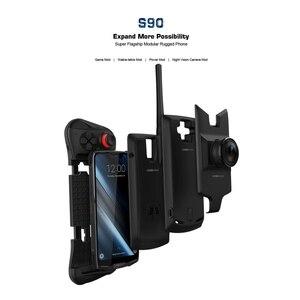Image 5 - DOOGEE S90 IP68/IP69K Waterproof 6GB 128GB Cell Phone shockproof 5050mAh 6.18 MT6671 16MP Camera Smartphone