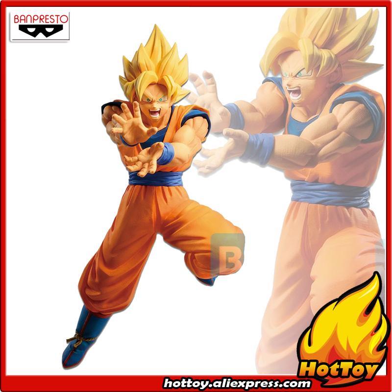 100% Original Banpresto THE ANDROID BATTLE with DRAGON BALL FIGHTERZ Collection Figure - Super Saiyan Son Goku DRAGON BALL Z100% Original Banpresto THE ANDROID BATTLE with DRAGON BALL FIGHTERZ Collection Figure - Super Saiyan Son Goku DRAGON BALL Z