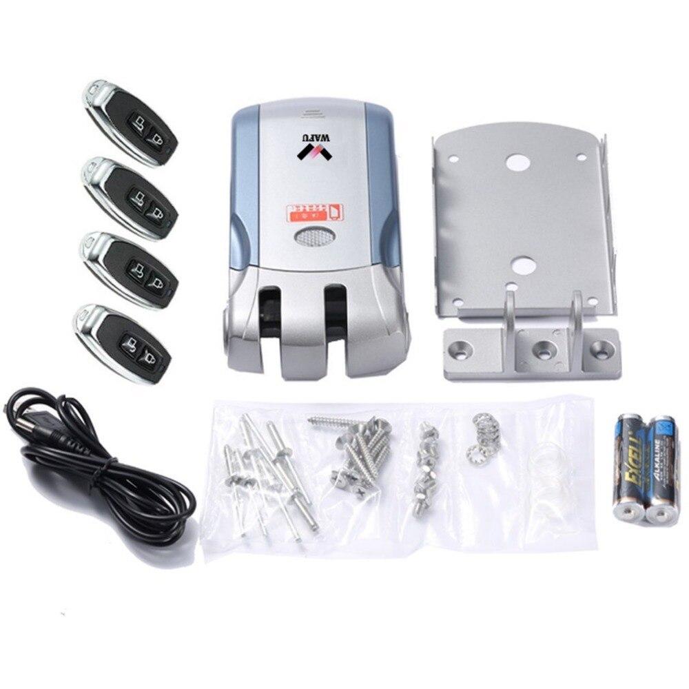 Wafu Wf 018 Wireless Control Electric Door Lock With
