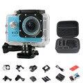 "SJ4000 Style 720P Sport Video Camera 30FPS 1.5"" LCD Waterproof Action Cameras Mini Camcorders Recorder Camera Bag"